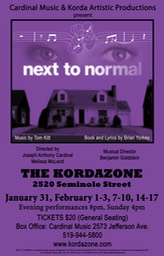 NEXT TO NORMAL with eyes