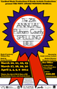 Putnam County Spelling Bee - Final Poster PNG